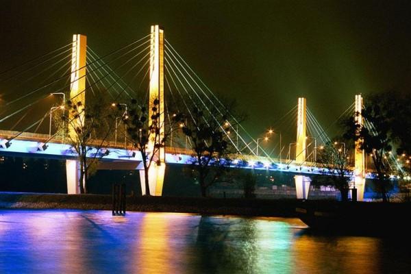 Most Milenijny Wrocław